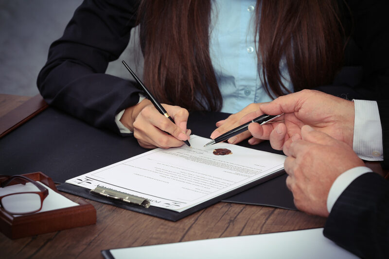 The new provisions concerning heirs with right to inherit